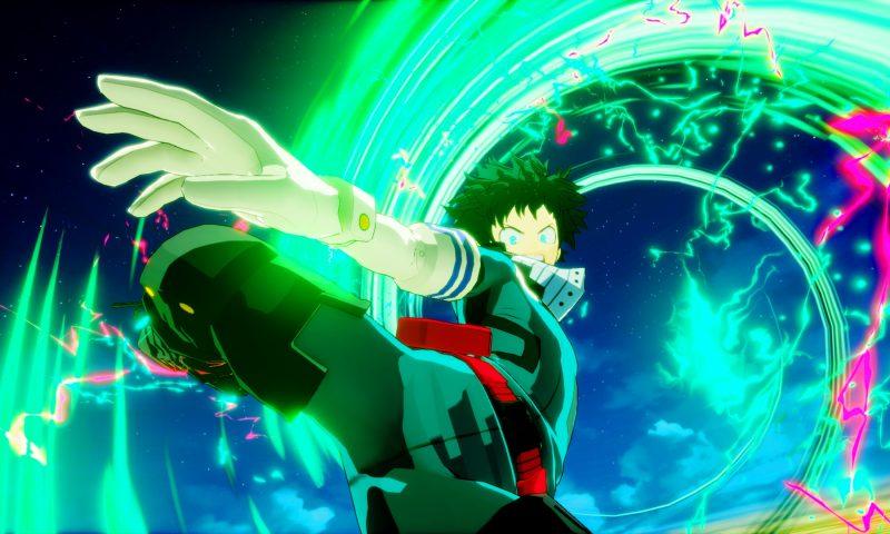 My Hero Academia: One's Justice เตรียมนำ Endeavor รวมวง