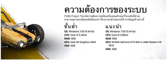 PUBG PROJECT THAI 2492018 1 1