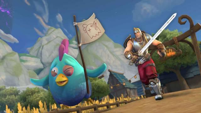 ผู้เล่นโวย Realm Royale ถอดระบบคลาสออกจากเกม