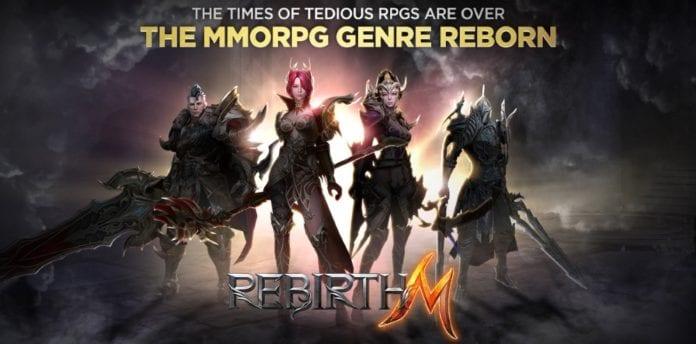 Rebirth M เกมมือถือแนว MMORPG เปิดให้เล่นแบบ Global แล้ว