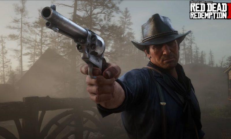Red Dead Redemption 2 ปล่อย Video Gameplay ตัวที่ 2 ออกมาแล้ว