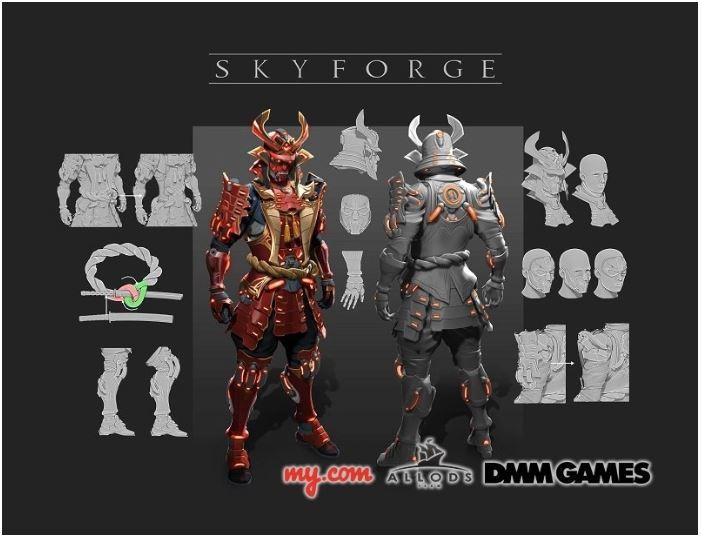 Skyforge 10102018 3