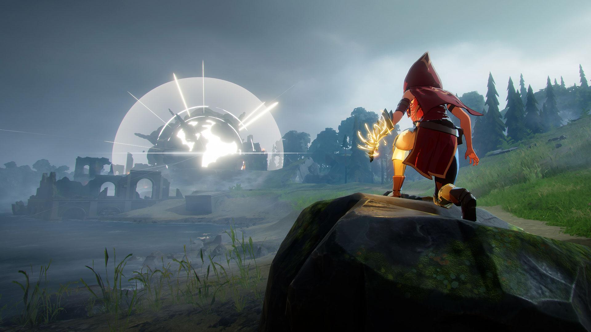 Spellbreak เกมใหม่แนว Battle Royale ภาพการ์ตูนสุดอลังการ - GameMonday