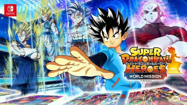 เปิดตัวสุดอลัง Super Dragon Ball Heroes: World Mission