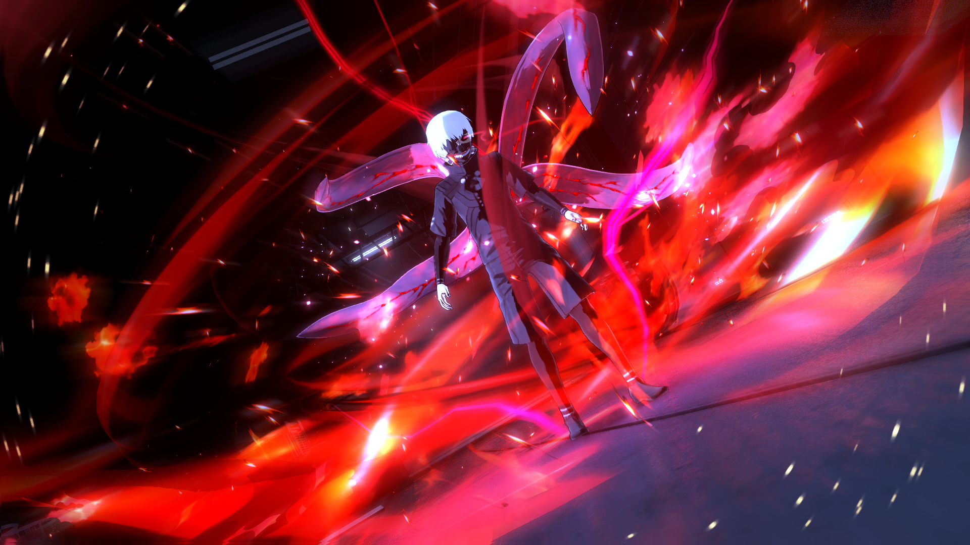 TOKYO GHOUL re CALL to EXIST 11102018 1