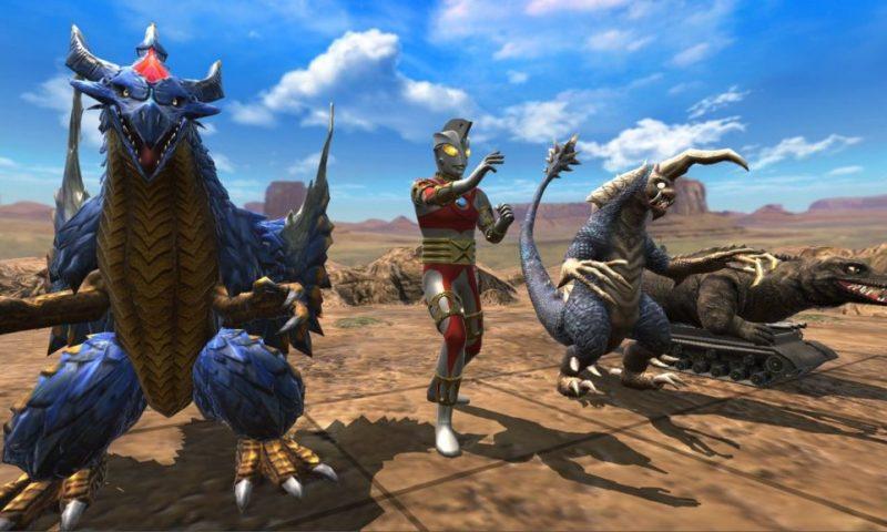 Ultra Kaijiu Battle Breeder เกมมือถืออุลตร้าแมนตัวใหม่จากบันได