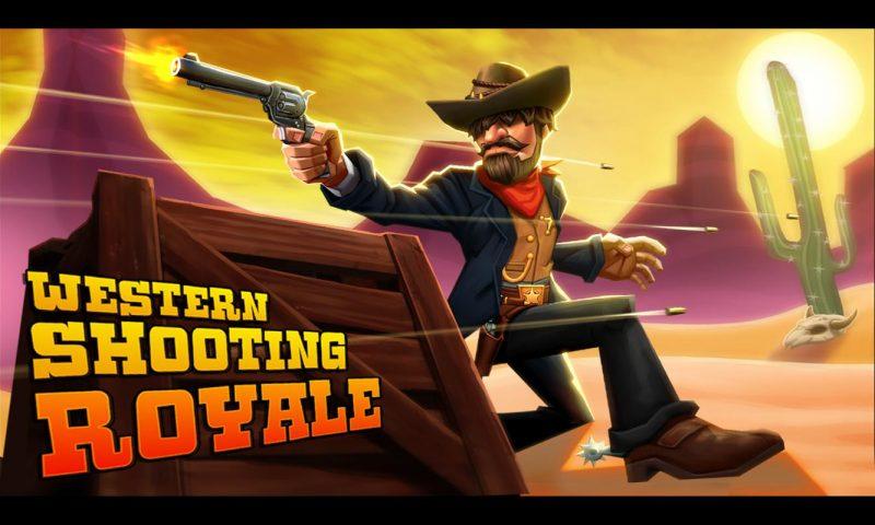 เกมเอาตัวรอดธีมคาวบอย West Battle Royale เปิดโหลดบน Android วันนี้