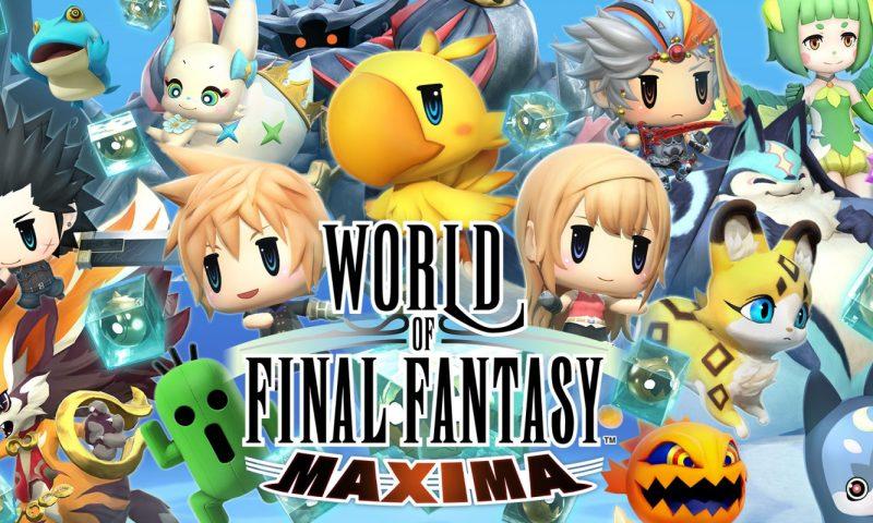 ใกล้เข้ามาแล้ว World of Final Fantasy Maxima เกมน้องใหม่จาก Square Enix