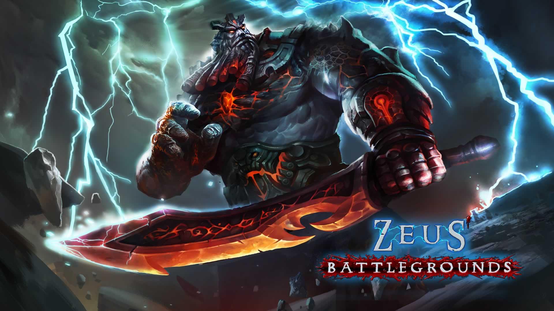 Zeus Battlegrounds Cover