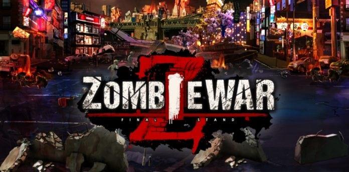 Zombie War Z ความอยู่รอดของมนุษยชาติอยู่ในมือคุณ