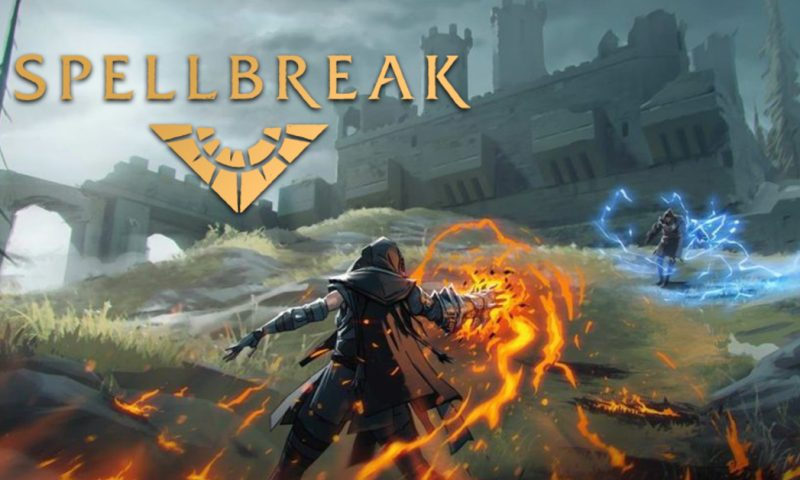 Spellbreak เกมใหม่แนว Battle Royale ภาพการ์ตูนสุดอลังการ