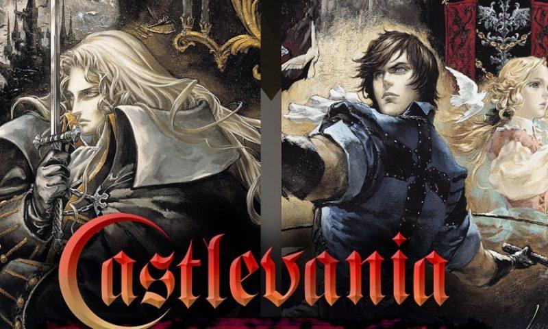 พลาดได้ไง Castlevania: Requiem รวมทุกตำนานเกมแส้ในที่เดียว