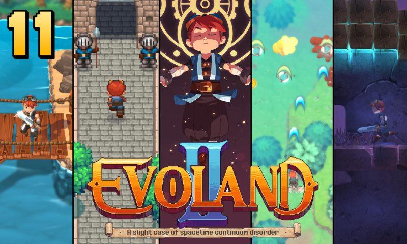 ให้ไว เกมอินดี้ข้ามเวลาสุดปัง Evoland 2 จัดโปรลดกระหน่ำวันนี้