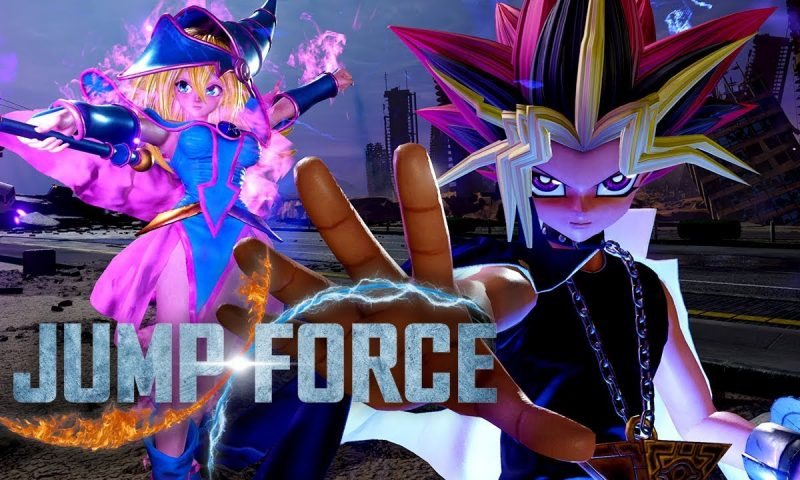 Jump Force เผย Trailer ใหม่อวดสกิลและลีลาเสกการ์ดจาก Yu-Gi-Oh!