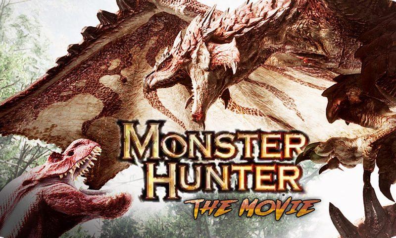 เก็บตังรอ Capcom ยันแล้วมีแน่หนังฟอร์มยักษ์ Monster Hunter Movie