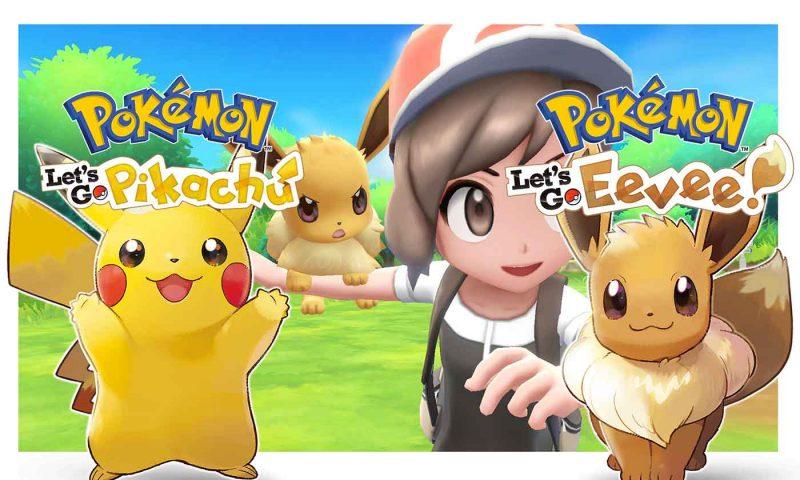 ส่องให้ตาแตก เกมเพลย์ใหม่ Pokemon Let's Go จากงาน EGX 2018