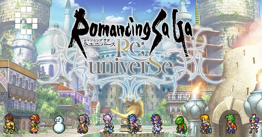 ลงทะเบียนกระฉูด Romancing SaGa Re;universe อวดเกมเพลย์สุดน่าเล่นรอบ 23 ปี