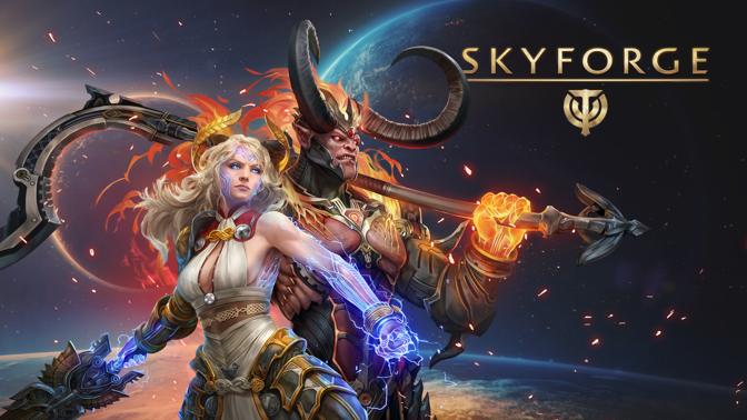 ห้ามพลาด Skyforge ตัวพ่อเกมไซไฟ MMORPG ยกระดับความมันส์ครั้งใหญ่ข้ามปี