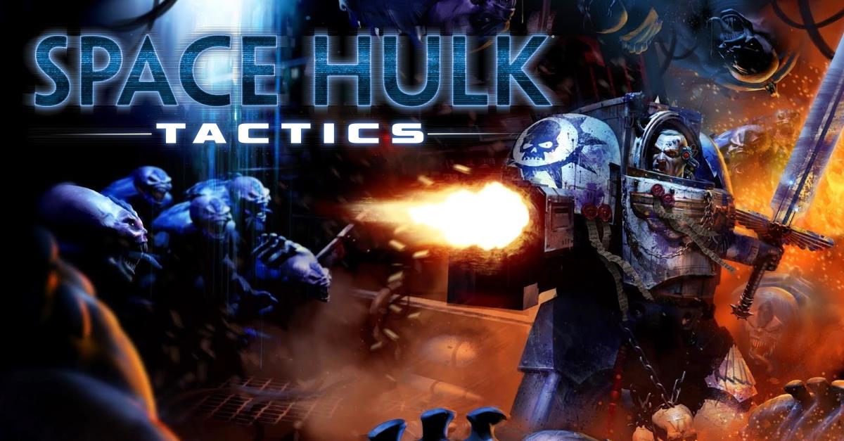 space hulk tactics cover