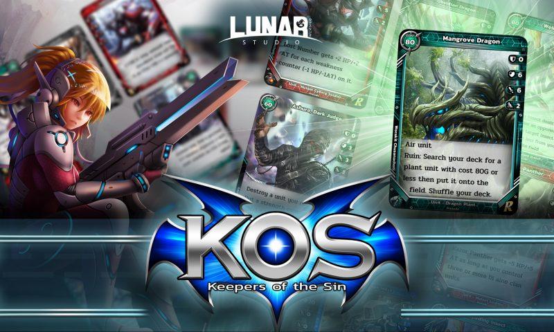 KOS Trading Card Game สุดยอดเกมการ์ดฝีมือคนไทยที่เกมเมอร์ห้ามพลาด