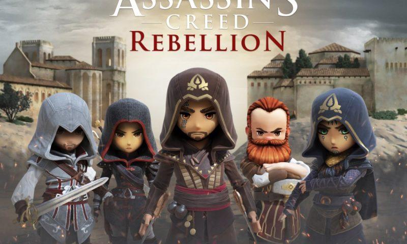 เปิดตัวเกมมือถือซีรี่ส์นักฆ่า Assassin's Creed Rebellion