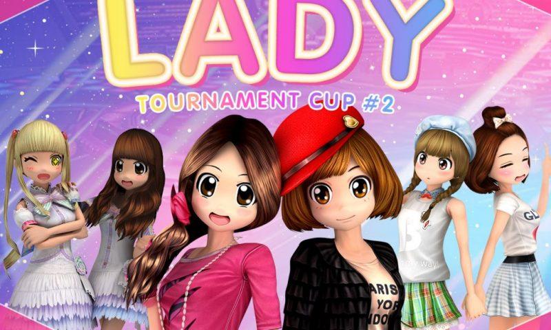 สาวๆ เตรียมตัวพบกับ Audition Lady Tournament Cup ครั้งที่ 2