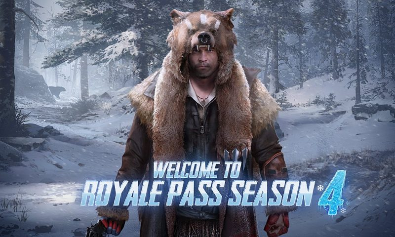 PUBG Mobile 5 เหตุผล ทำไมของมันต้องมี  Royale Pass Season 4