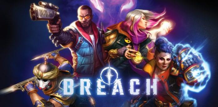 Breach เกมแนว RPG เปิดให้สั่งซื้อแบบ Pre-order แล้ววันนี้