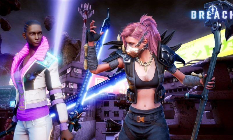 Breach เกมแนว RPG ปล่อยคลิปวิดีโอแนะนำอาชีพภายในเกม