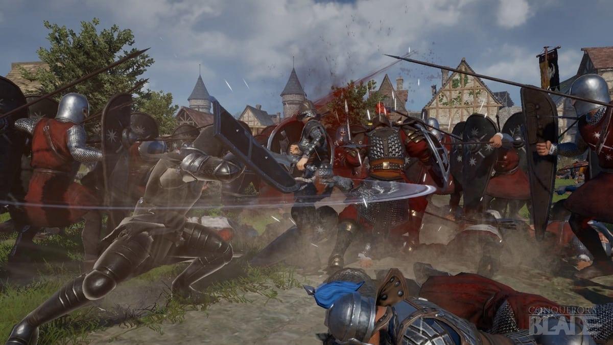 Conquerors Blade Announcement screenshot 2