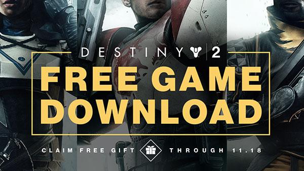 Destiny 2 เกมออนไลน์ Action สุดมันส์แจกฟรีถึงวันที่ 18 พฤศจิกายนนี้เท่านั้น