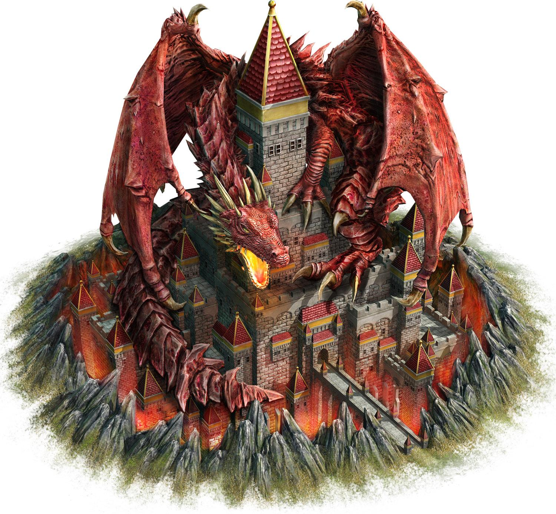 Dragon Castle Skin