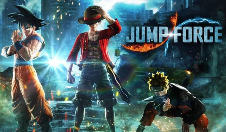 Jump Force เปิดเผยรายชื่อตัวละครใหม่ที่กำลังจะลงสังเวียนโหด