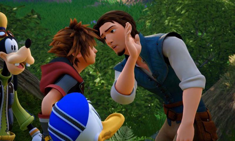 Kingdom Hearts III ปล่อย Trailer ตัวใหม่ราพันเซลเจ้าหญิงผมยาว