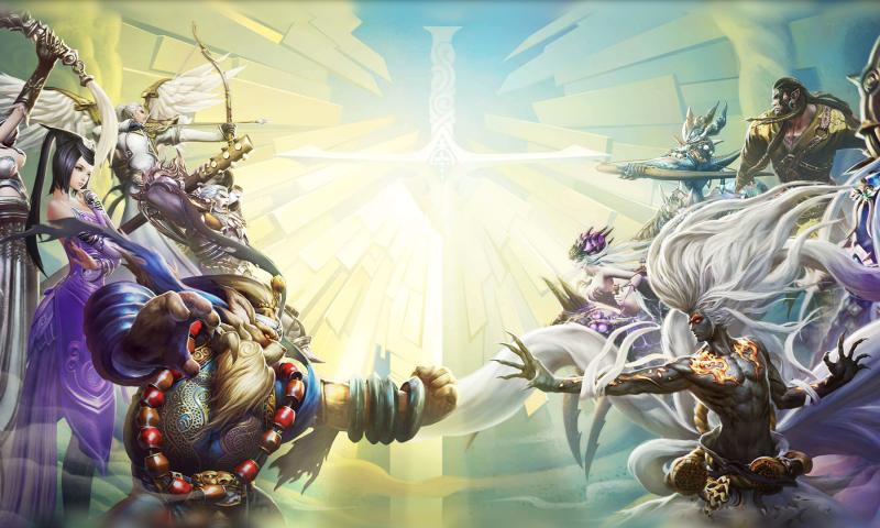 Revelation Online แง้มโหมด MOBA ชื่อ Legends of Nuanor