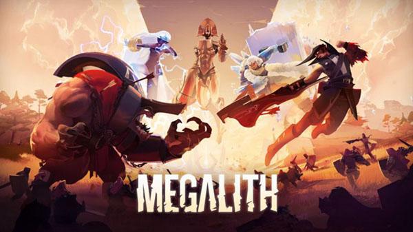 น่าเล่นม๊วก Megalith เกมแนว Hero Shooter เปิดตัวแล้ววันนี้