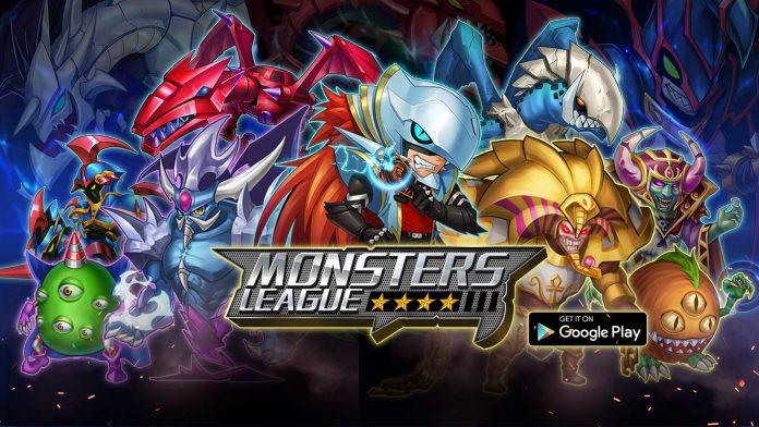 Monsters League เกมมือถือสุดมันธีมตัวละครยูกิเปิดให้ดาวน์โหลดแล้ว