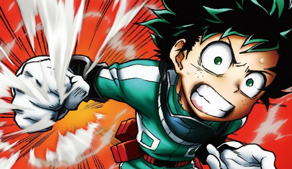 My Hero Academia 1112018 2