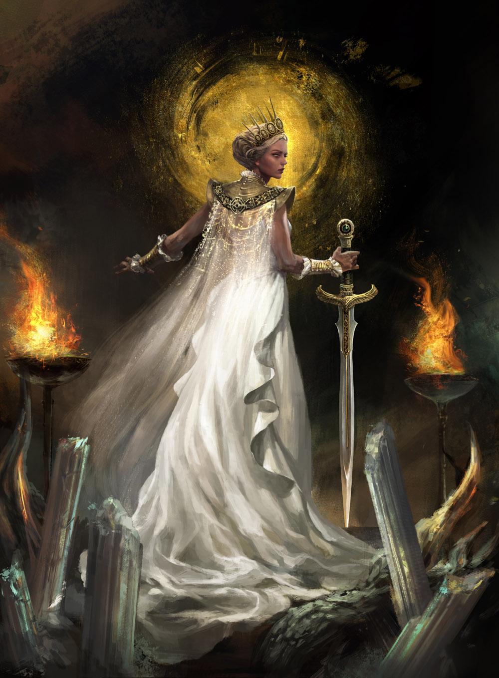 New Protrait Queen