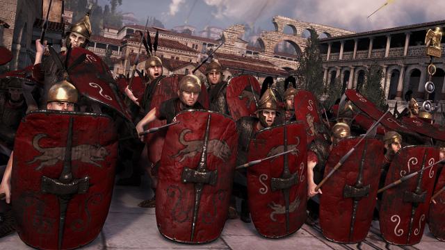 Rome: Total War เตรียมประกาศสงครามบน Android เร็วๆ นี้