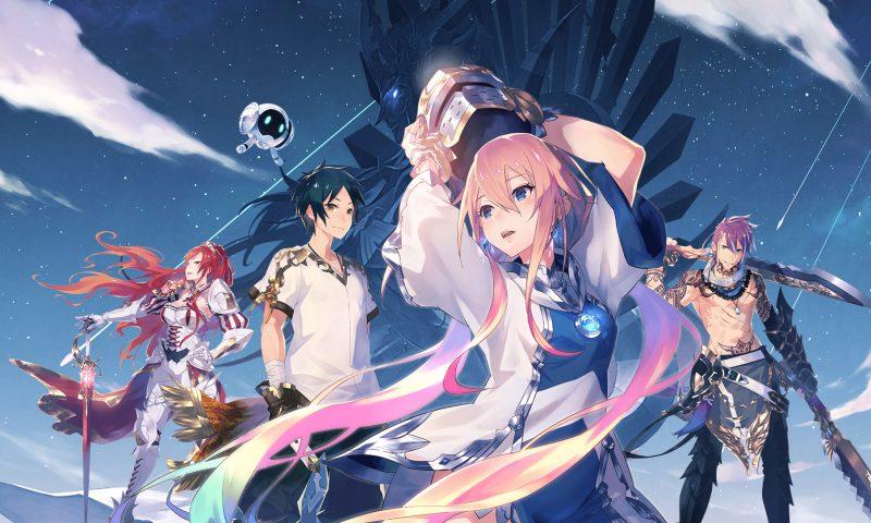 Idola Phantasy Star Saga เกมมือถือสไตล์เมะจากญี่ปุ่นเปิดให้เล่นแล้ววันนี้