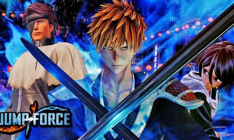 Jump Force ปล่อยภาพฟังก์ชั่นการปรับแต่ง Avatar ของตนเอง