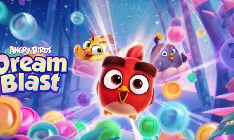 Angry Birds Dream Blast เกมมือถือซีรี่ส์ดังภาคใหม่เตรียมเปิดให้ลงทะเบียน