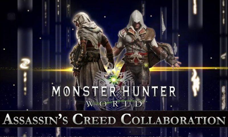 จะเป็นอย่างไรเมื่อ Assassin's Creed ต้องผจญภัยในโลก Monster Hunter: World