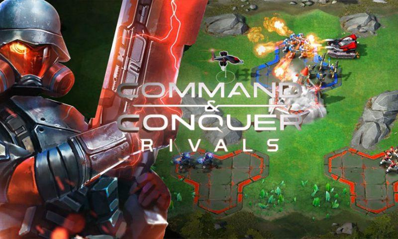 Command and Conquer: Rivals เกมมือถือสุดมันเปิดให้ดาวน์โหลดแล้วบน Android
