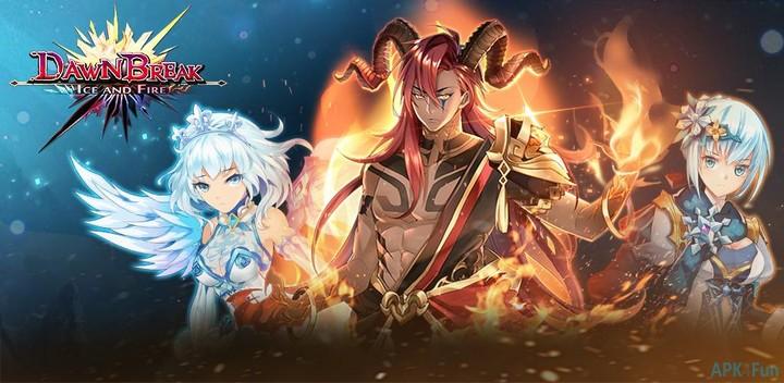 Dawn Break: Ice and Fire เกมมือถือ RPG ตัวใหม่เปิดให้ลงทะเบียนล่วงหน้า