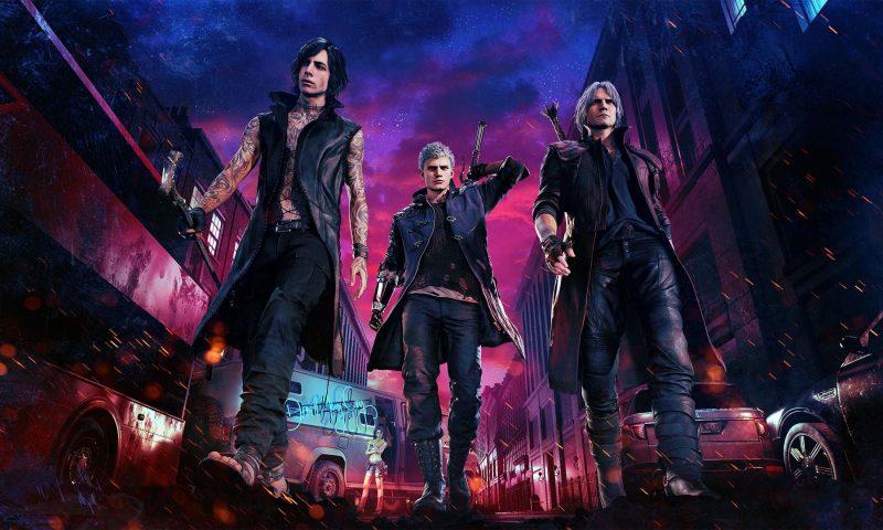 Devil May Cry 5 ปล่อยตัวอย่างใหม่ภายในงาน The Game Awards 2018