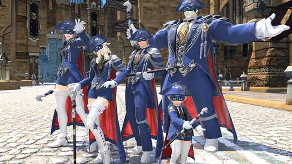 Final Fantasy XIV ออกมาประกาศเตรียมอัพเดทเวอร์ชั่น 4.5 แล้ว