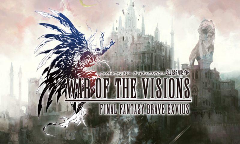 War of the Visions: Final Fantasy Brave Exvius ประกาศเปิดตัวภายในปี 2019