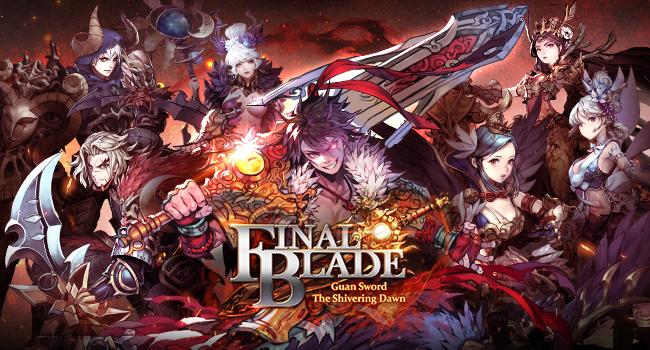 Final Blade เกมมือถือสายโหดเตรียมเปิดตัวทั่วโลกเร็วๆ นี้